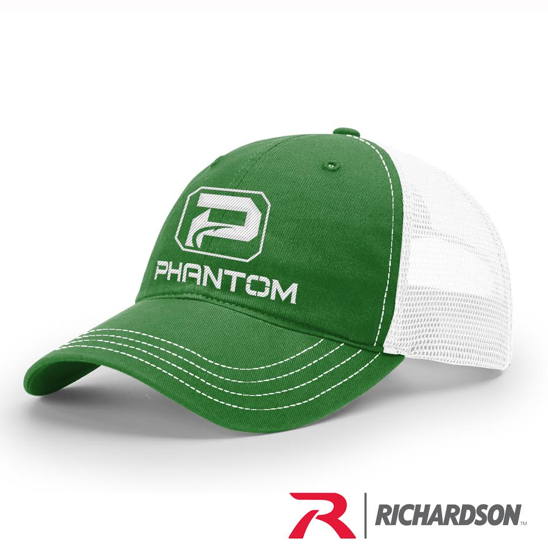 Richardson Soft Unstructured Trucker Hats