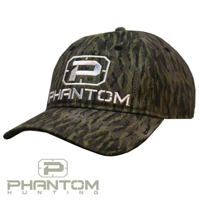 Phantom KNOCKDOWN SERIES Camo Unstructured Cover Hat