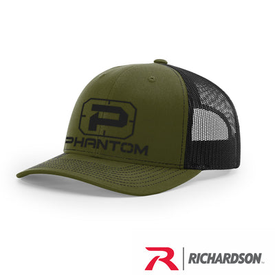 PHANTOM HUNTING RICHARDSON  STRUCTURED TRUCKER HATS