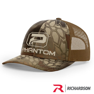 Old School Phantom Trucker Snapbacks