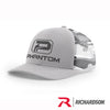 PHANTOM GREY CAMO MESH RICHARDSON STRUCTURED HAT