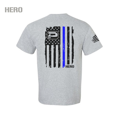 Phantom Police/LEO Hero Tee