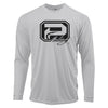YOUTH PHANTOM LOGO LONG SLEEVE PERFORMANCE SHIRTS