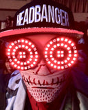 Arcane LED Goggles - Inspired by Rezz