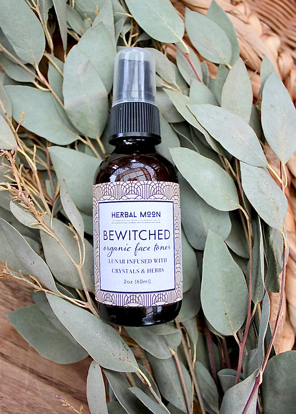 Bewitched Face Toner - organic skincare