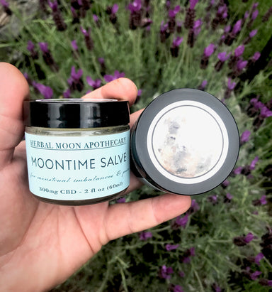CBD Moontime Salve • 300mg