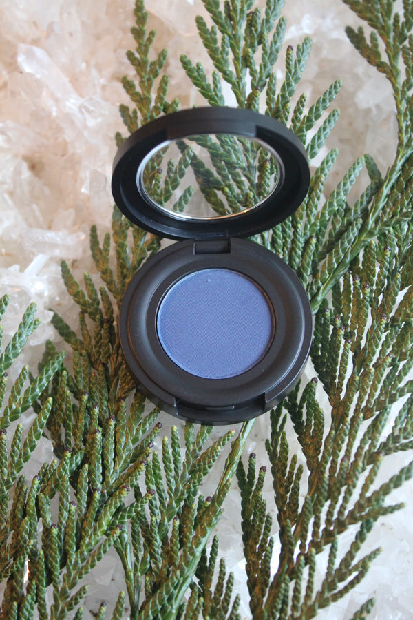 Matte Pressed Eyeshadow - BLUE VELVET