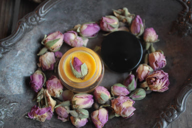 Rose + Sea Eye Cream • vegan + organic