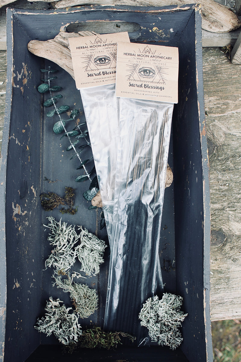 Sacred Blessing all-natural incense stick