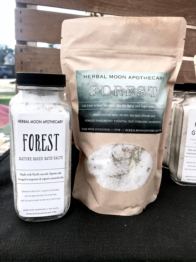 Forest Bath Salts