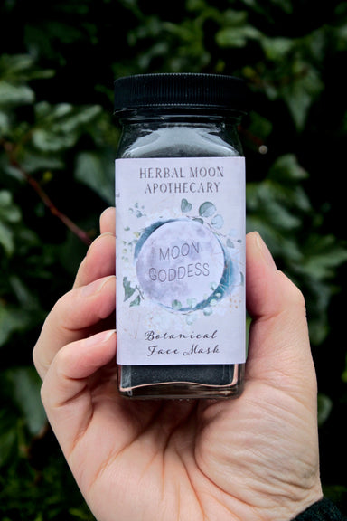 Moon Goddess Face Mask • for congested skin