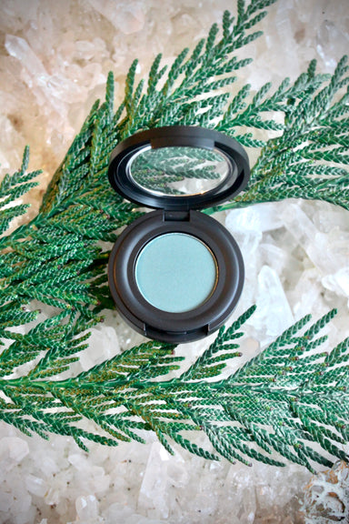 Matte Pressed Eyeshadow - CAMO GREEN