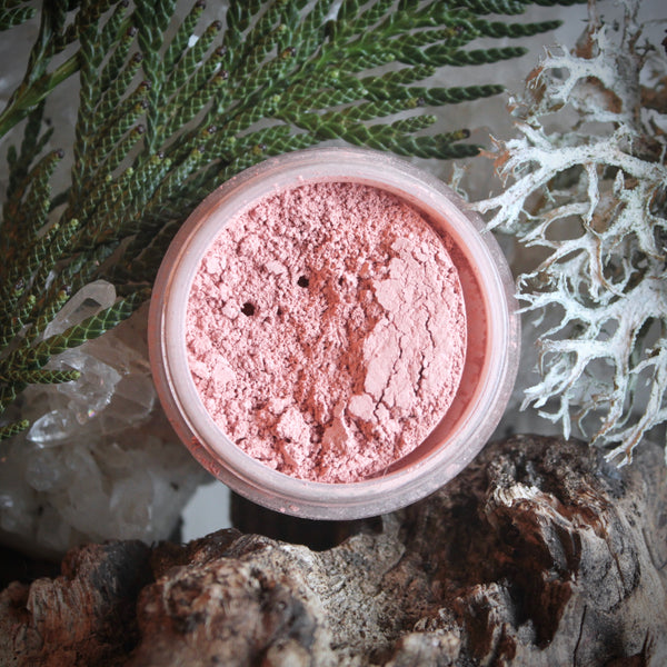 Mineral Blush - ROSE QUARTZ