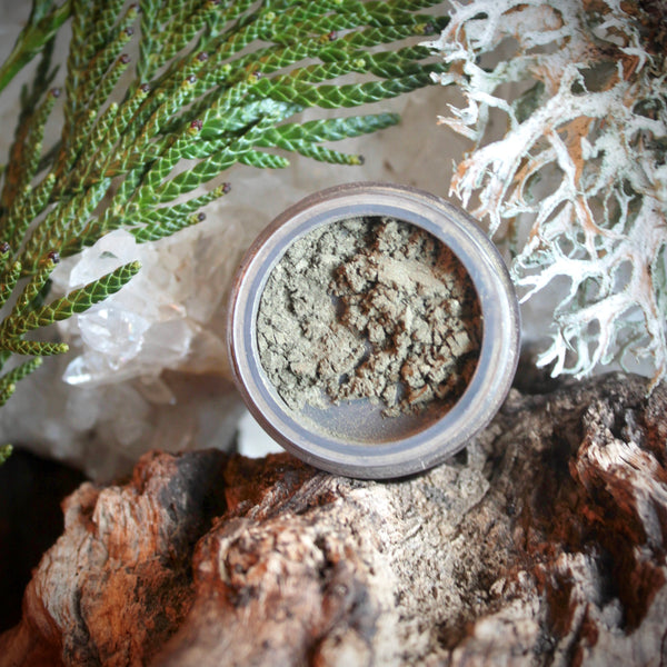 Mineral Eyeshadow - FERN