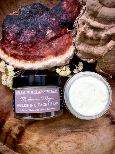 Mushroom Magic Face Cream