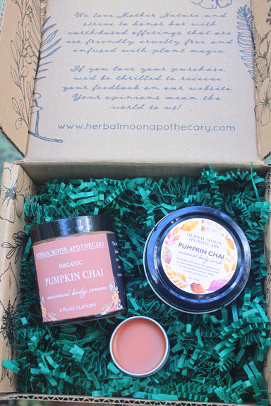 Pumpkin Chai Gift Set