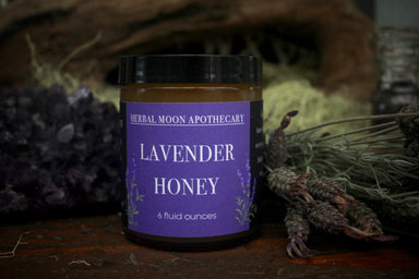 Lavender Honey • 6oz jar
