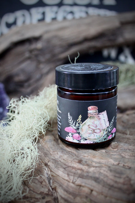 Wildcrafted Pit Potion • natural deodorant for sensitive skin
