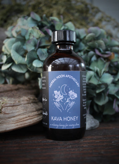 Kava Honey