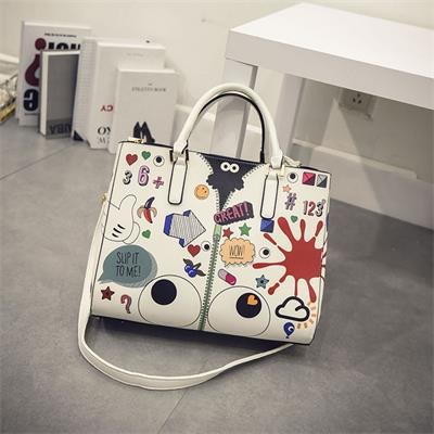 Soft Leather Women Composite Bag Handbag 2017 New Fashion Woman Lady Crossbody Famous Designer Brand Shoulder Messenger Bag