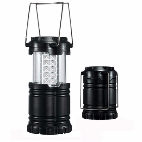 Camping LED Lantern Handheld Flashlights Gear Equipment  Hiking Camping Survival Light Supplies Multi  Outdoor Tool