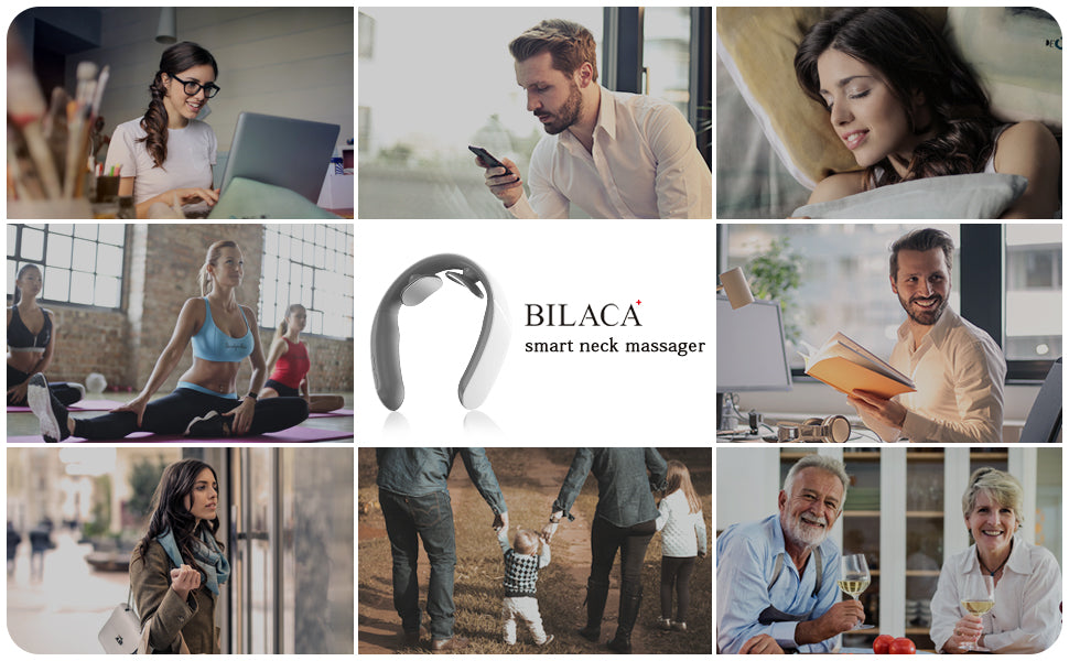 bilaca neck massager