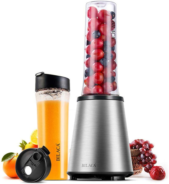 BILACA Personal Blender Single Serve for Shakes and Smoothies