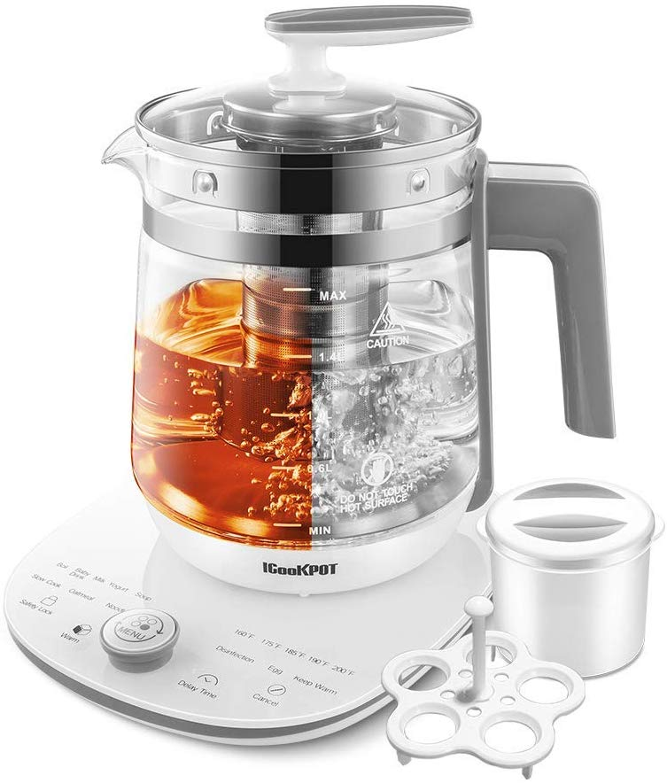 ICOOKPOT Electric Kettle