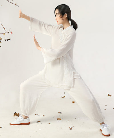 Womens Tai Chi Clothes Cotton