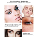 3D Fiber Lashes Thick Lengthening Mascara - MISSTLY