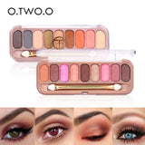 9 Colors Palette Eyeshadow - MISSTLY