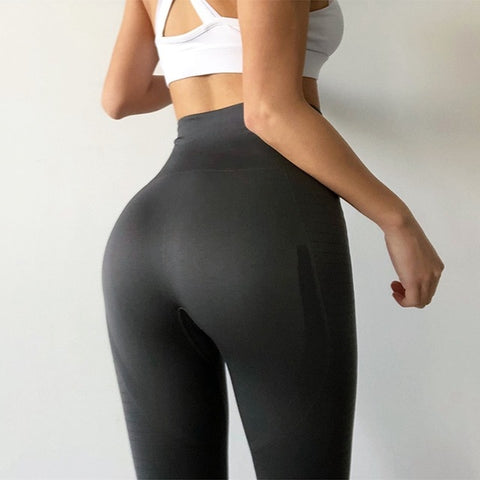 Women Fitness Seamless Leggings - MISSTLY
