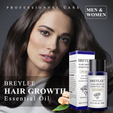 Hair Growth Essential Oil 20ml - MISSTLY