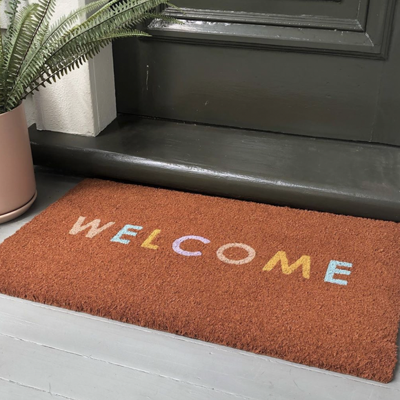 Sorbet Welcome Mat