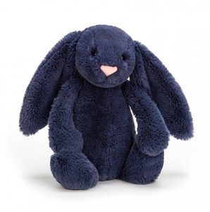 Navy Bunny Medium