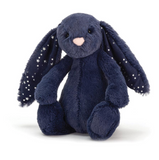 Navy Stardust Bunny Medium