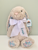 Personalised Jellycat Ribbon_