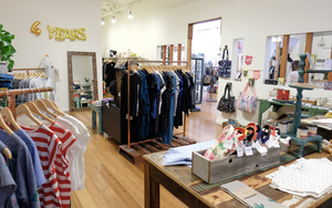 A spotlight our Kaleido community - with gather store owner, Daisy McClellan