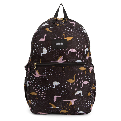 Black Swans Packable Backpack