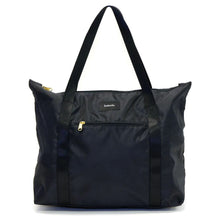 Black Onyx Convertible Tote Bag