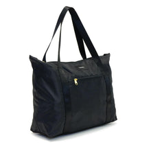 Black Onyx Packable Tote Bag