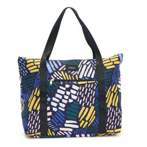 Midnight Muse Packable Tote Bag