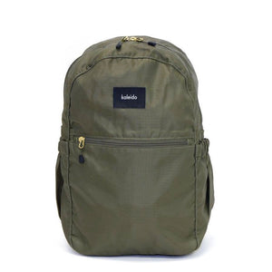 Safari Green Packable Backpack