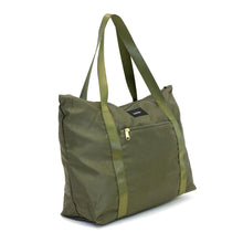 Safari Green Convertible Tote Bag