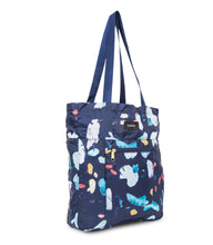 Navy Tidal Convertible Everyday Shopper
