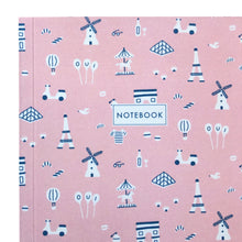 Travel Notebook - Paris Theme