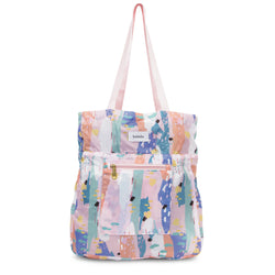 Pink Breeze Packable Everyday Shopper Tote