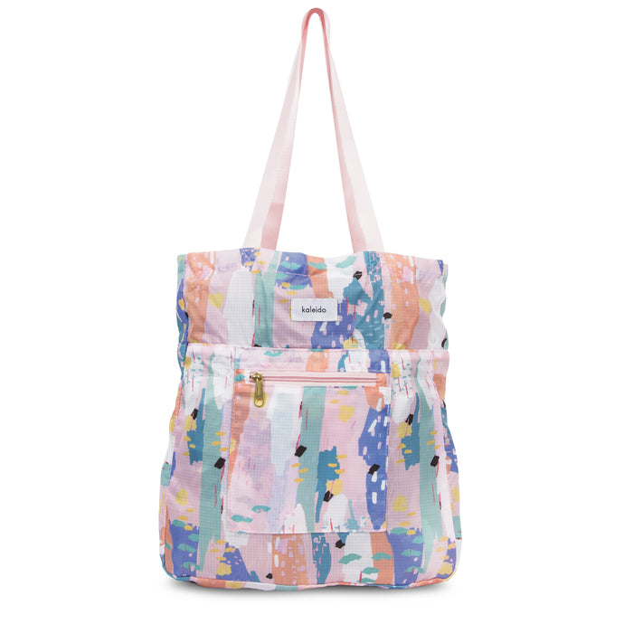 Pink Breeze Convertible Everyday Shopper