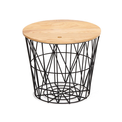 wire coffee table. 20 inch round magazine storage wire coffee table