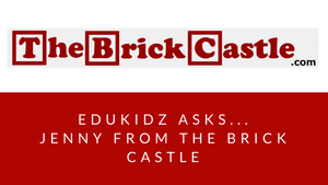 Interview with The Brick Castle - Lego enthusiast, family blogger and mother.